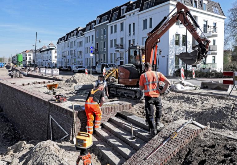 Onderzoek bodem herinrichtingstraject IJsselkade Zutphen