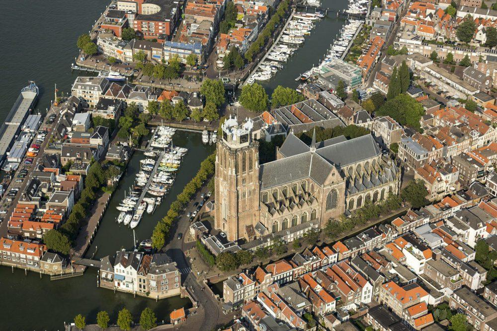 Bodemonderzoek en PFOA in omgeving Dordrecht